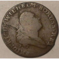 Германия пруссия 1 грош 1797
