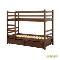 СУПЕР АКЦІЯ! Ліжко дитяче двоярусне Кенгуру+дві подушки в ПОДАРУНОК
