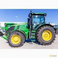 Трактор JOHN DEERE 7215 R. Трактор б/у ( 1375)