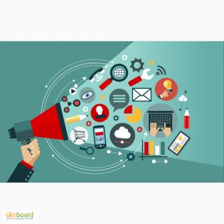 Контекстная реклама в Гугл + Яндекс, Соцсетях, Тизерная, Баннерная