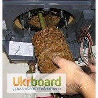 Услуги по ремонту, чистки и обслуживанию бойлера