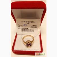Кольцо - перстень женское золотое, 4.8 грамм. БУ