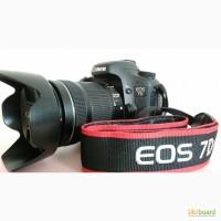 Продам б/у фотоаппарат Canon EOS 7D