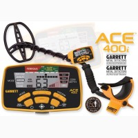 Металлоискатель Garrett Ace 400i новые