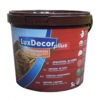 Акриловая пропитка для дерева Luxdecor PLIUS