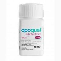 Апоквел ( Apoquel) от зуда у собак, 16 мг 20 таб