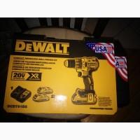 Dewalt DCD791D2 c Канады