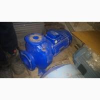 Насос Lowara FHE 40-200 7.5 квт подача от 18 куб час до 48 куб час напор 54м-36.1м
