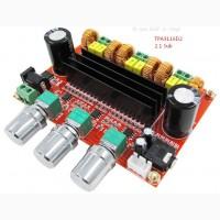 Підсилювач 2.1 цифровий TPA3116D2, 2*50 +1*100Вт