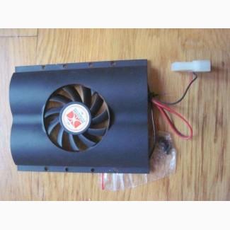 Вентилятор обдува харддиска