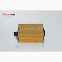 Solarway 400W+USB инвертор 12 вольт 220 вольт СИНУСОИДА