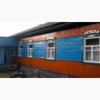 Продается дом (можно под дачу) в с.Вертиевка Нежинского р-на Черниговской обл