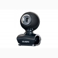 Веб-камера SVEN IC-410 с микрофоном