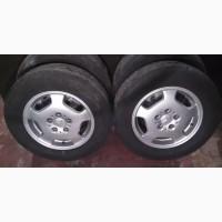 Комплект колес на Mercedes 124/190/202/210/CLK200/Vito