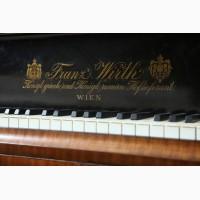 Антикварный кабинетный рояль Franz Wirth, Вена, 19 в. Цена договорная