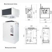 Сплит-система среднетемпературная SM 111 S POLAIR (холодильная)