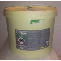 Капкан-приманка 1 для грызунов (парафиновые брикеты), бродифакум, 6 кг ведра