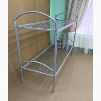 Кровать двухьярусная металлическая, 190х80