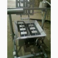 Шлакоблочные станки для дома и малого бизнеса «НВС-2»