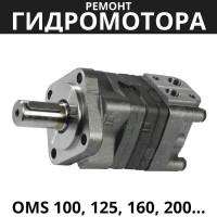 Ремонт гидромотора OMS 100, 125, 160, 200, 250 | Danfoss (Дания)