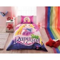 Детская постель рапунцель принцесса Постельное белье Tac Disney Rapunzel