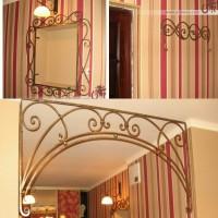 Кованая мебель и элементы декора