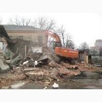 Демонтажные работы Барышевка