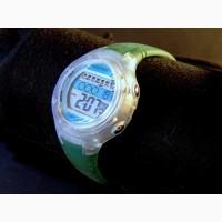 Часы женские Marathon японские хронограф аналог Casio