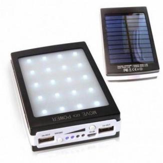 УМБ солнечное зарядное устройство Power Bank 90000 mAh sc-5, Внешний аккумулятор