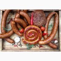 Продам ковбасу рублену, печену, підрізну, грильові ковбаски, мясний хлібець