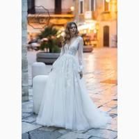 Свадебное платье итальянского бренда BLUNNY