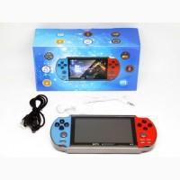 PSP приставка X7 4.3#039;#039; MP5 8Gb 3000 игр