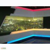 Производство и установка фальш-окон с подсветкой для стен и потолков в Одессе