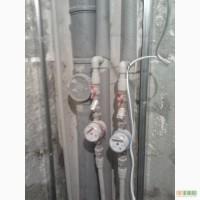 Установка счетчиков воды в Днепропетровске,монтаж водомеров Днепропетровск