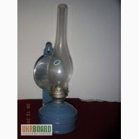 Керосиновая лампа настенная