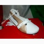 Босоножки-балетки детские кожаные PUMA ESPERA GLITTER FS PS оригинал