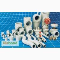 Трубы полипропиленовые для воды и отопления FV Plast