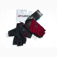 Giro Tessa Ruby Red/Black велосипедные перчатки женские подростковые