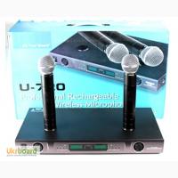 Радиосистема Shure U720 (с зарядкой)