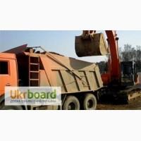 Котлованы траншей вывоз мусора демонтаж стройматериалы