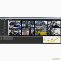 Видео наблюдение для пассажирского транспорта