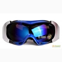 Маска горнолыжнаялыжные очки Spyder с двойным стеклом