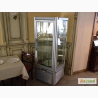 Продам кондитерскую витрину бу Tecfrigo Prisma 400 для кафетерия ресторана бара кафе