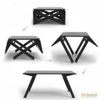 Продам деревянный стол-трансформер