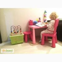 Классный детский столик (новый) икеа