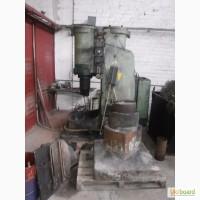 Продам кузнечный молот пневматический М4132, масса падающей части 150 кг