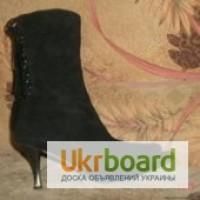 Сапоги и ботинки разние