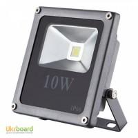 Прожектор Светодиодный Slim 10W 800Lm 220V влагозащищенныйх с гарантией
