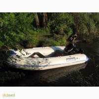 Лодка килевая ПВХ Michigan 350 или обмен