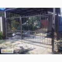 Распашные ворота (кованные и решетчатые) от 1700 грн./м2